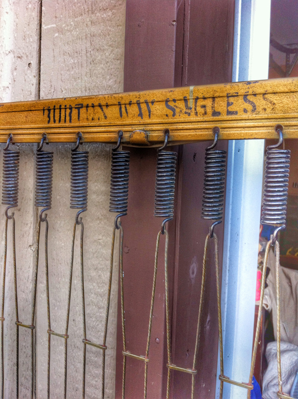Burton s mattress company revisited way sagless springs for Furniture 86th street brooklyn