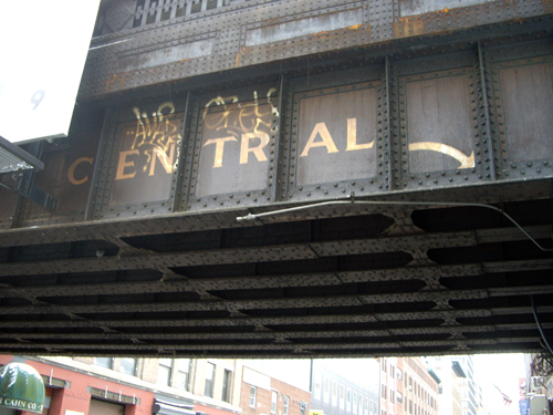 Central Iron & Metal Co. Inc., West 27th Street - Chelsea NYC