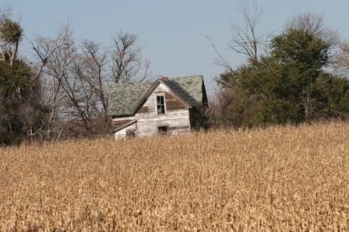 Near McCook Nebraska - © Bob Kisken