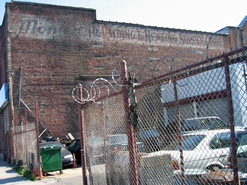 Monroe Plumbing & Heating - Bed-Stuy, Brooklyn - June 2005