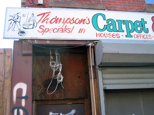Thompson's Carpet Cleaning - Bed-Stuy, Brooklyn