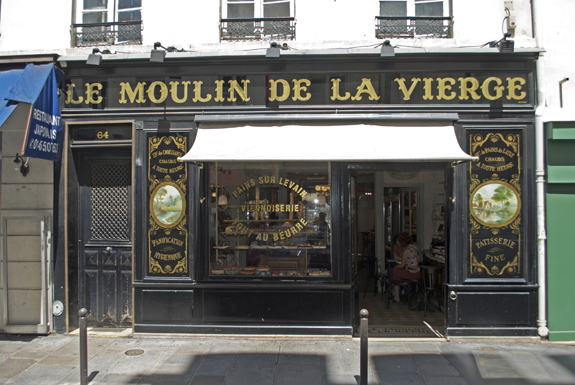 Le moulin de la vierge pains sur levain sourdough bread fine pastries - Moulin de la borderie ...