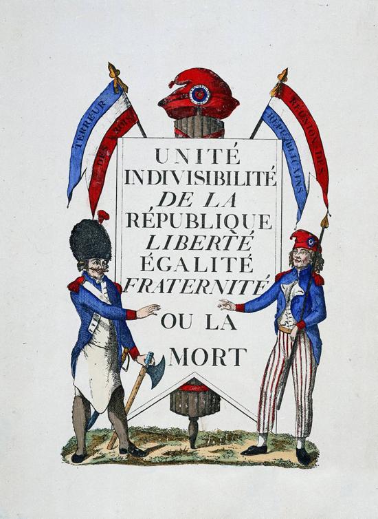 symbols of bastille day in france