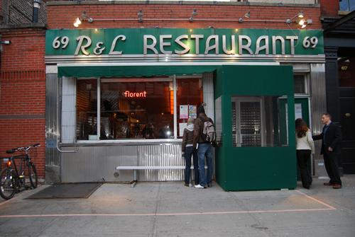 Florent restaurant gansevoort street west village nyc for Manhattan motors manhattan ks