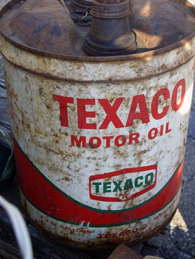 Texaco - So. Canaan, PA