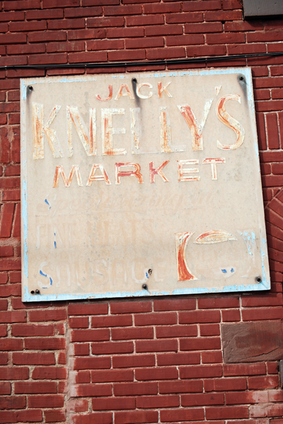 Jack Knellys Market - Wilkes-Barre, PA - © Frank H. Jump