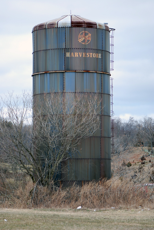 AO Smith Harvestore Silo - Sussex County NJ