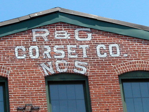 R&G Corset Co. - So. Norwalk, CT